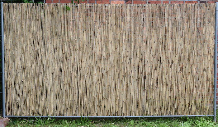 Bauzaun Als Dekorativer Sichtschutz Tipps Tricks Vieles Mehr